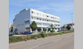 Wohn und Geschäftshaus in der Karlsruher Straße 1